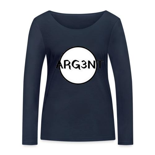 ARG3NT - T-shirt manches longues bio Stanley & Stella Femme