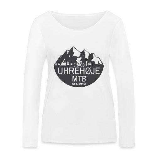 UhreHøje MTB - Økologisk Stanley & Stella langærmet T-shirt til damer