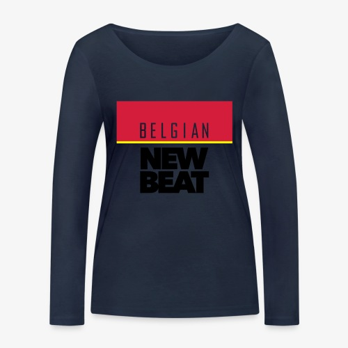 BNB SQ - Vrouwen bio shirt met lange mouwen van Stanley & Stella