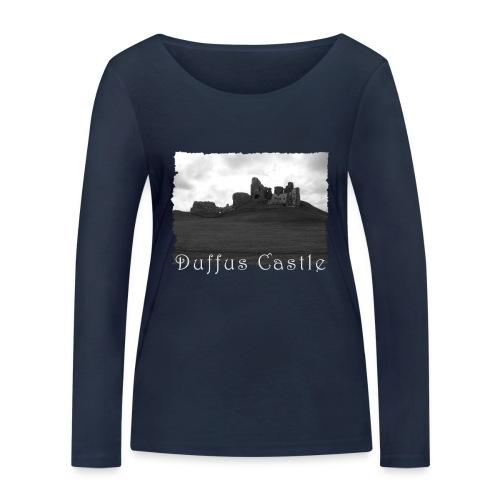 Duffus Castle #1 - Frauen Bio-Langarmshirt von Stanley & Stella