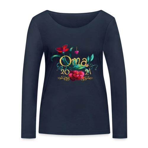 Oma 2021 - Frauen Bio-Langarmshirt von Stanley & Stella