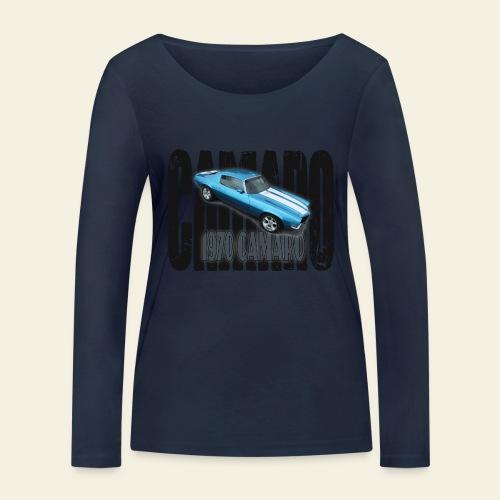 70 Camaro - Økologisk Stanley & Stella langærmet T-shirt til damer