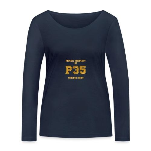 Sportabteilung - Frauen Bio-Langarmshirt von Stanley & Stella