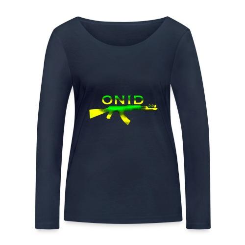 ONID-22 - Maglietta a manica lunga ecologica da donna di Stanley & Stella