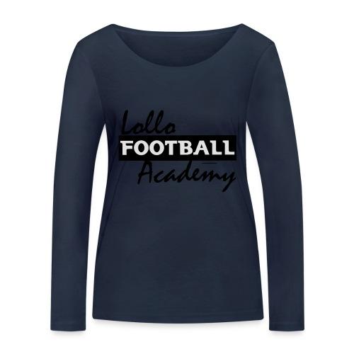 Sweater - Lollo Academy - Ekologisk långärmad T-shirt dam från Stanley & Stella