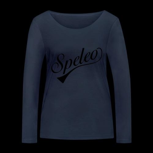 speleoball3 - Maglietta a manica lunga ecologica da donna di Stanley & Stella