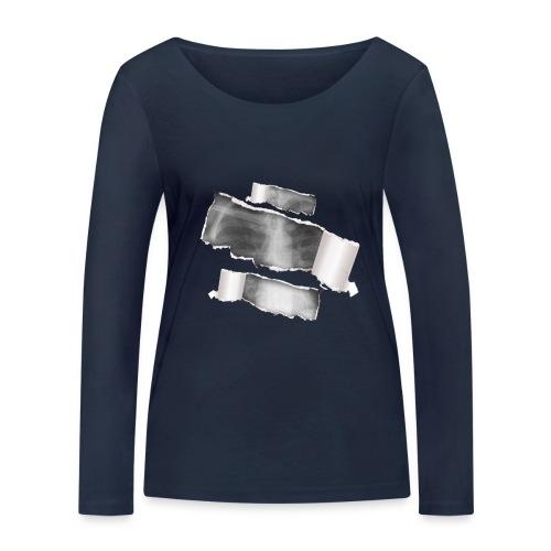 Chest X-Ray - Maglietta a manica lunga ecologica da donna di Stanley & Stella