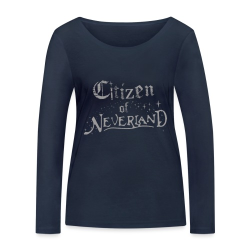 Citizen of Neverland - Women's Organic Longsleeve Shirt by Stanley & Stella