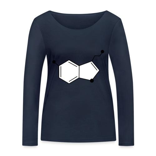 Serotonine - Maglietta a manica lunga ecologica da donna di Stanley & Stella