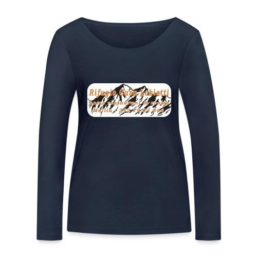 Rifugio Casa Lobietti - Maglietta a manica lunga ecologica da donna di Stanley & Stella