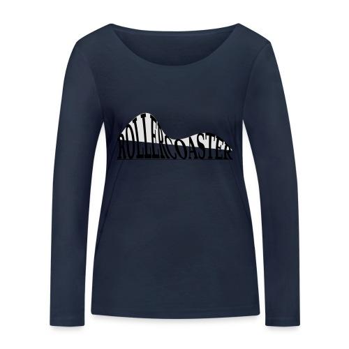 envelope_coaster - Økologisk Stanley & Stella langærmet T-shirt til damer