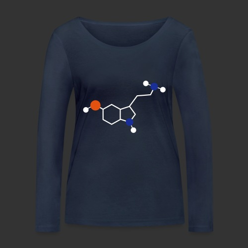 Serotonin - T-shirt manches longues bio Stanley & Stella Femme