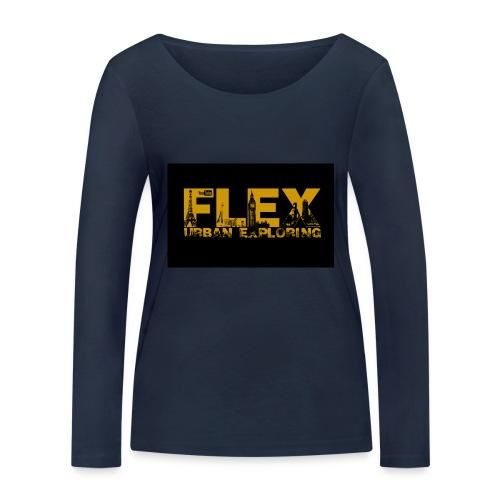 FlexUrban - Women's Organic Longsleeve Shirt by Stanley & Stella