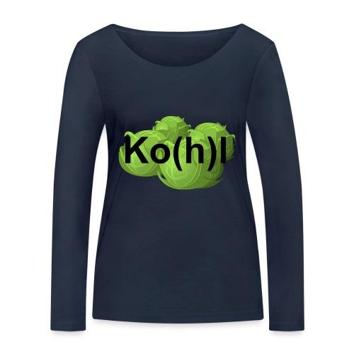 Ko(h)l - Frauen Bio-Langarmshirt von Stanley & Stella