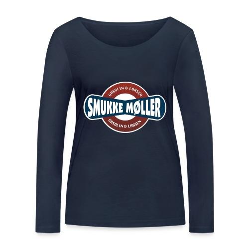 smlogo - Økologisk Stanley & Stella langærmet T-shirt til damer