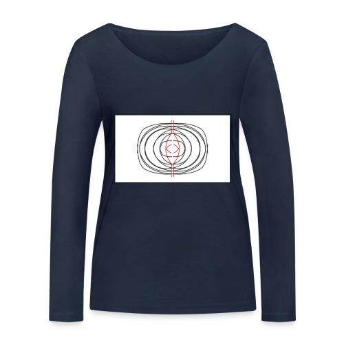 Project Capture 9 - Camiseta de manga larga ecológica mujer de Stanley & Stella