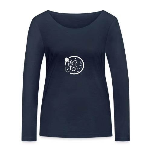 Survet Logo Rap - T-shirt manches longues bio Stanley & Stella Femme