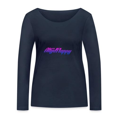 T-shirt AltijdFlappy - Vrouwen bio shirt met lange mouwen van Stanley & Stella