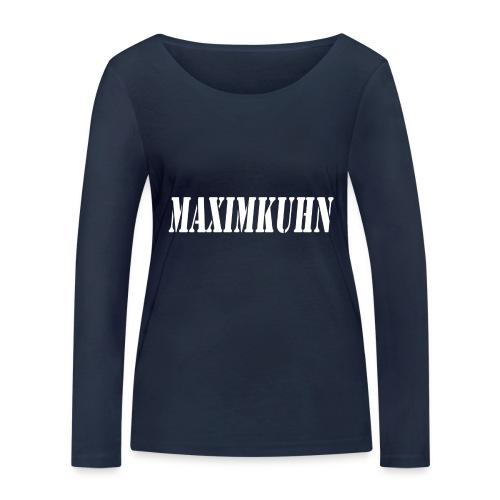 maximkuhn - Vrouwen bio shirt met lange mouwen van Stanley & Stella