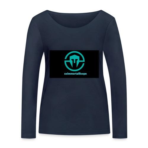 xxImmortalScope throwback - Women's Organic Longsleeve Shirt by Stanley & Stella
