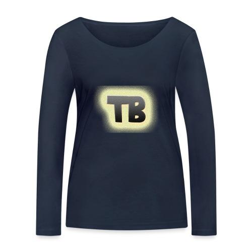 thibaut bruyneel kledij - Vrouwen bio shirt met lange mouwen van Stanley & Stella