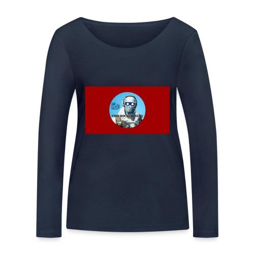 Match 2.0 - Ekologisk långärmad T-shirt dam från Stanley & Stella