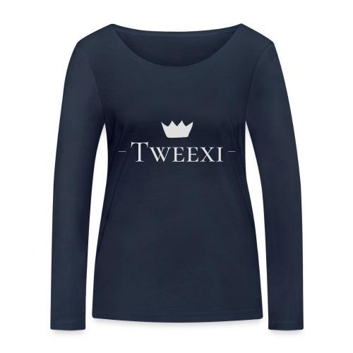 Tweexi logo - Ekologisk långärmad T-shirt dam från Stanley & Stella