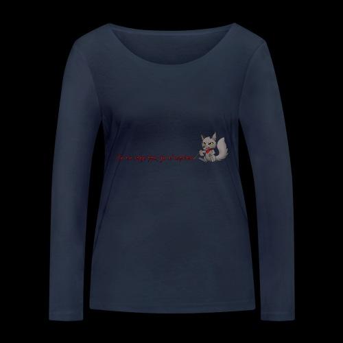 RavenWolfire Design - T-shirt manches longues bio Stanley & Stella Femme