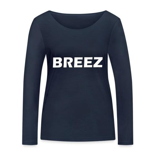 Breez Identity I - Økologisk Stanley & Stella langærmet T-shirt til damer