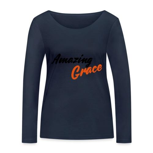amazing grace - T-shirt manches longues bio Stanley & Stella Femme
