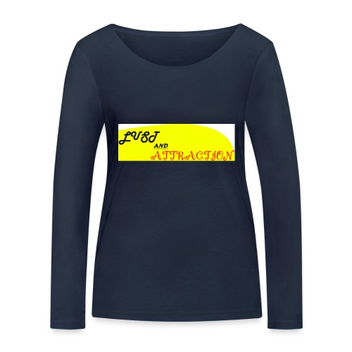lust ans attraction - Women's Organic Longsleeve Shirt by Stanley & Stella