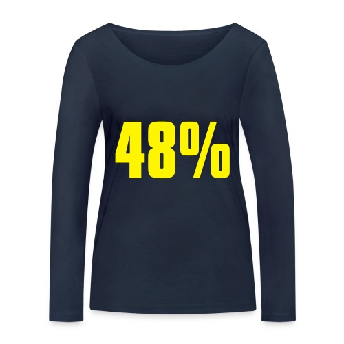 48% - Women's Organic Longsleeve Shirt by Stanley & Stella