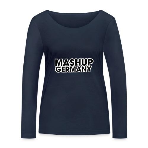 Mashup-Germany Shirt Long (Men) - Frauen Bio-Langarmshirt von Stanley & Stella