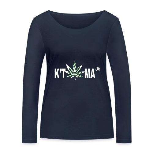 K'TAMA - T-shirt manches longues bio Stanley & Stella Femme