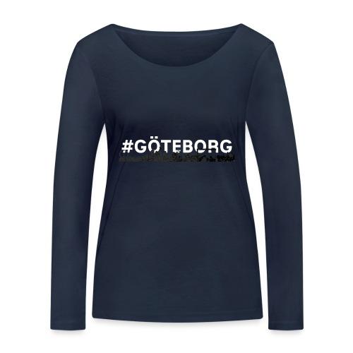 Göteborg - Women's Organic Longsleeve Shirt by Stanley & Stella