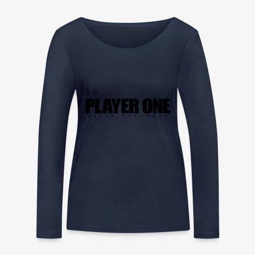 GET READY PLAYER ONE! - Økologisk Stanley & Stella langærmet T-shirt til damer