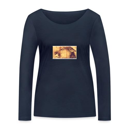 L'été Torride Life - T-shirt manches longues bio Stanley & Stella Femme
