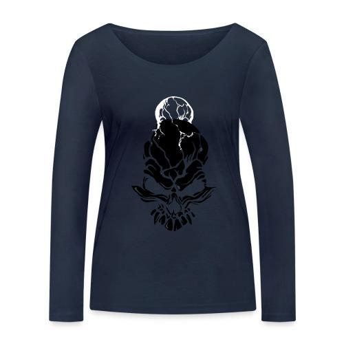 F noize fronte png - Women's Organic Longsleeve Shirt by Stanley & Stella