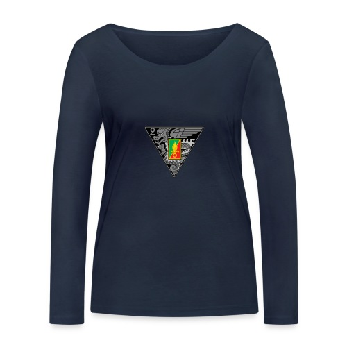 2ème REP - T-shirt manches longues bio Stanley & Stella Femme