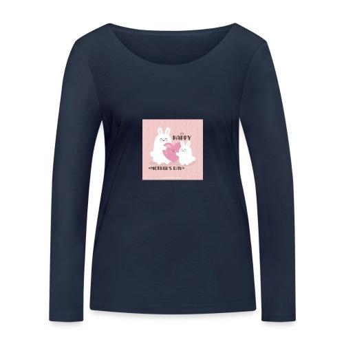 muttertag - Frauen Bio-Langarmshirt von Stanley & Stella