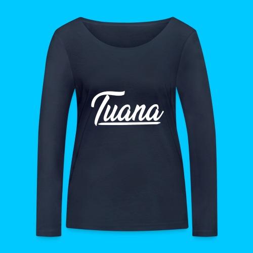 Tuana - Vrouwen bio shirt met lange mouwen van Stanley & Stella