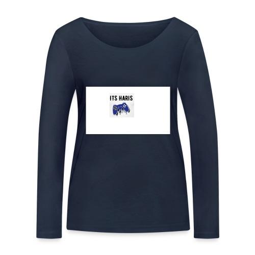 Its Haris limted edition - Women's Organic Longsleeve Shirt by Stanley & Stella