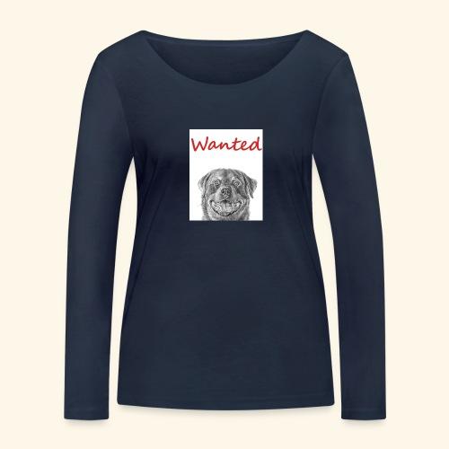 WANTED Rottweiler - Women's Organic Longsleeve Shirt by Stanley & Stella