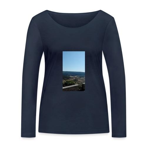 Panorama - Maglietta a manica lunga ecologica da donna di Stanley & Stella