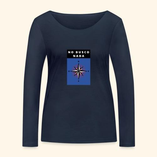 No busco nada - Ich suche nichts - Frauen Bio-Langarmshirt von Stanley & Stella
