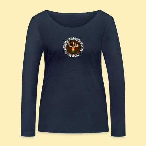 Médaillon de Neved - T-shirt manches longues bio Stanley & Stella Femme