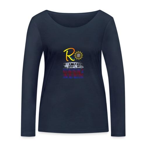 RESOLAINA - Camiseta de manga larga ecológica mujer de Stanley & Stella