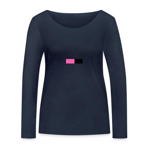 lovelelepona merch - Vrouwen bio shirt met lange mouwen van Stanley & Stella
