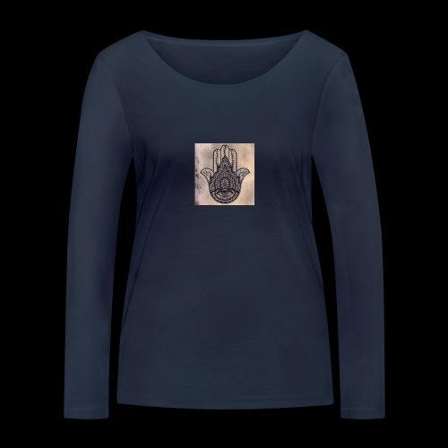 0fb3c3186e5803652adaa4a80715af22 - Vrouwen bio shirt met lange mouwen van Stanley & Stella