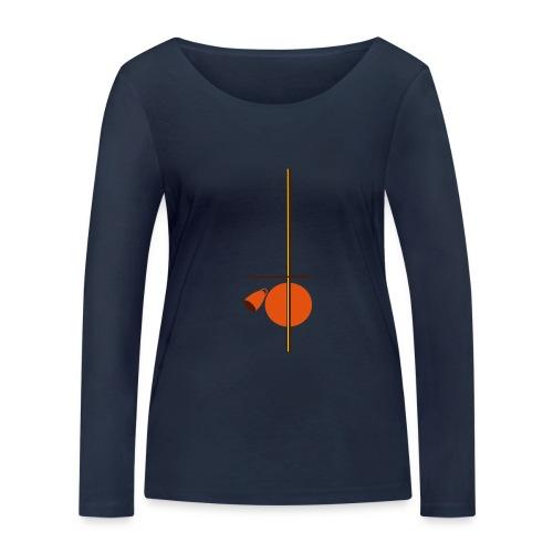 berimbau caxixi - Women's Organic Longsleeve Shirt by Stanley & Stella